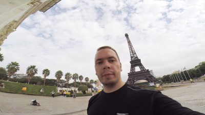 Selfie in Paris :)